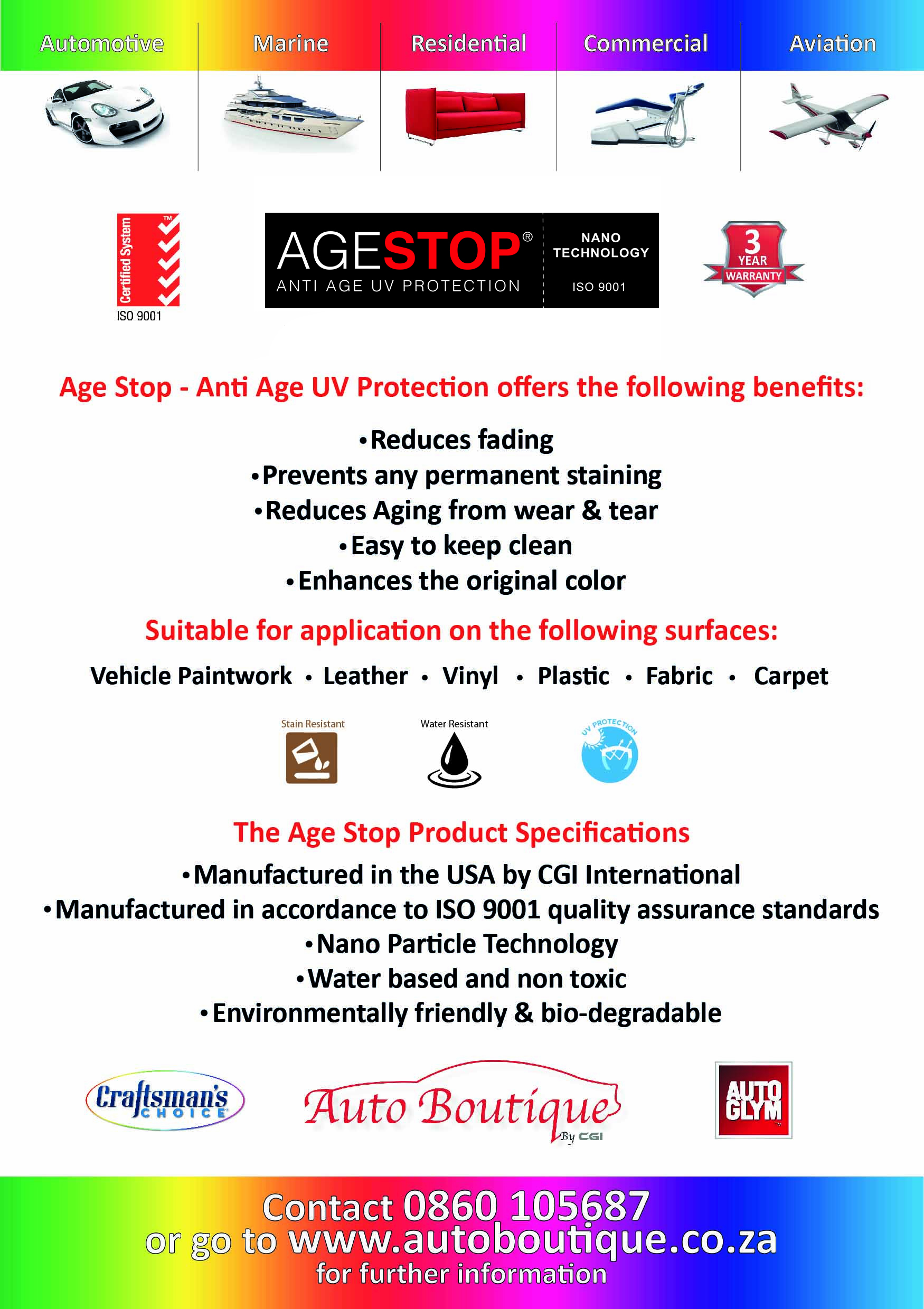 Age Stop
